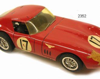 """1962 Jaguar E-Type """"Lightweight"""" GT car"""