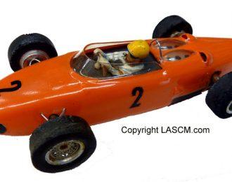 Roy Moody's 1962 Ferrari 156