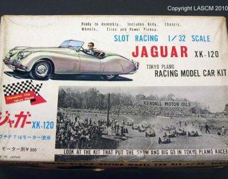 Jaguar XK120 kit