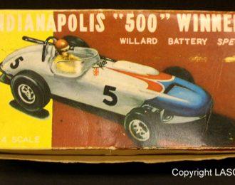 Willard battery Spl Indy car