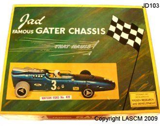 JAD 1966 Watson-Ford Indy car RTR