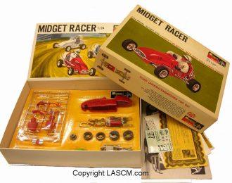 Kurtis-Offy Midget racer
