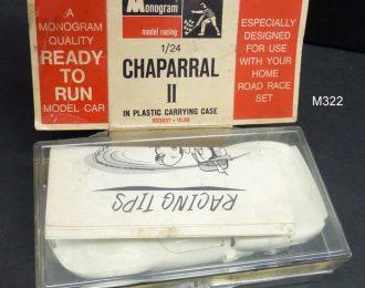 """Chaparral 2 RTR """"set"""" car"""