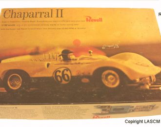 Revell 1/32 scale Chaparral 2 kit (Series 2)