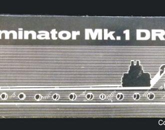 Eliminator MK1 Dragster Kit (first version)