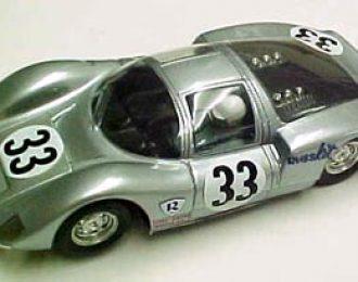 1965 Porsche Carrera 6 (deluxe kit)
