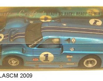 """Ford """"J"""" Car Racing Coupe"""